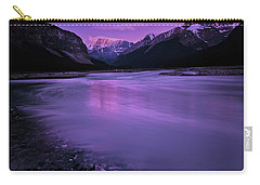 Sunwapta River Carry-all Pouch