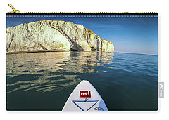 Carry-all Pouch featuring the photograph Sup Pov by Will Gudgeon