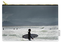 Surfing At  Carry-all Pouch