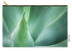 Swan's Neck Agave 2 Carry-all Pouch