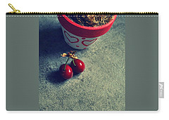 Sweet Couple Carry-all Pouch by Marija Djedovic
