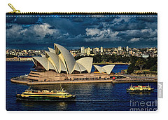 Sydney Opera House Australia Carry-all Pouch
