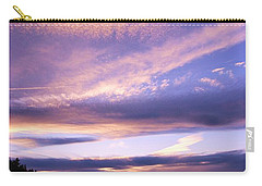 Carry-all Pouch featuring the photograph Tahoe Wow by Sean Sarsfield