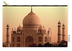 Taj Mahal Carry-all Pouch by Aidan Moran