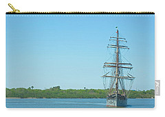 Tall Ship Elissa Carry-all Pouch