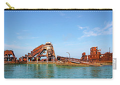 Tangalooma Wrecks Carry-all Pouch
