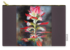 Texas Indian Paintbrush Carry-all Pouch