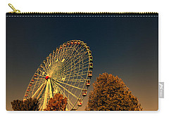 Texas Star Ferris Wheel Carry-all Pouch