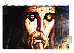 The Blood Of Christ Carry-all Pouch