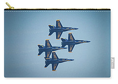 The Blue Angels Carry-all Pouch