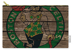 The Boston Celtics 1e Carry-all Pouch by Brian Reaves