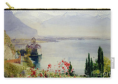 The Castle At Chillon Carry-all Pouch