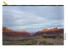 The Castles Near Green River Utah Carry-all Pouch