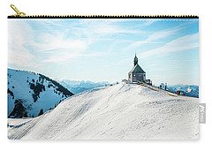 The Chapel In The Alps Carry-all Pouch