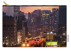 The City That Never Sleeps Carry-all Pouch