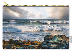 Carry-all Pouch featuring the photograph A Clearing by Robin-Lee Vieira
