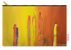 The Conversation Carry-all Pouch by Gallery Messina