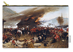 The Defence Of Rorke's Drift 1879 Carry-all Pouch