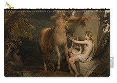 The Education Of Achilles Carry-all Pouch by James Barry