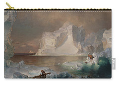 The Icebergs Carry-all Pouch