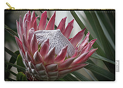 The King Of Proteas Carry-all Pouch