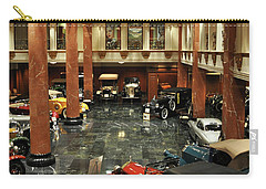 Grand Salon At The Nethercutt Carry-all Pouch