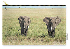The Pair Carry-all Pouch by Pravine Chester