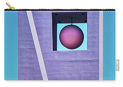 The Purple Tower At Pershing Square Carry-all Pouch