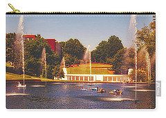 The Reflection Pond - Clemson University Carry-all Pouch
