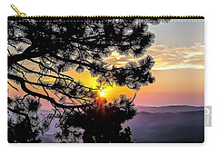 The Rising Sun Carry-all Pouch by Nancy Marie Ricketts