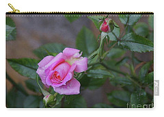 The Rose Carry-all Pouch by John Kolenberg