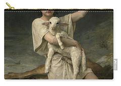 The Shepherd David Triumphant Carry-all Pouch