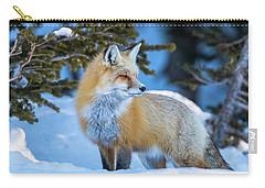 The Snow Beauty Carry-all Pouch