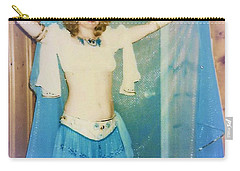 Carry-all Pouch featuring the photograph The Star by Denise Fulmer