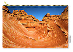 The Wave Carry-all Pouch by Adam Jewell