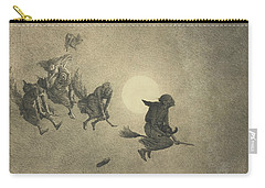 The Witches' Ride Carry-all Pouch