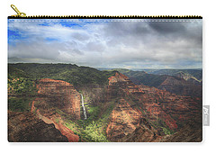 There Are Wonders Carry-all Pouch by Laurie Search