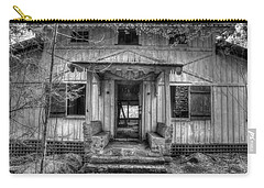 Carry-all Pouch featuring the photograph This Old House by Mike Eingle