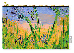 Thistles One Carry-all Pouch
