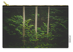 Carry-all Pouch featuring the photograph Three by Shane Holsclaw