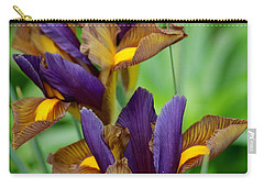 Tiger Irises Carry-all Pouch