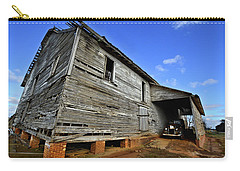 Carry-all Pouch featuring the photograph Time Warp by Laura Ragland