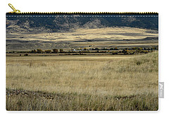 Tobacco Root Mountains Carry-all Pouch by Cindy Murphy - NightVisions