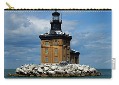 Toledo Harbor Lighthouse Carry-all Pouch