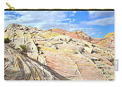 Top Of The World At Valley Of Fire Carry-all Pouch