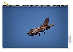 Carry-all Pouch featuring the photograph Tornado, 25 Years In Operation by Shirley Mitchell