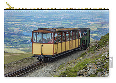 Train To Snowdon Carry-all Pouch by Ian Mitchell