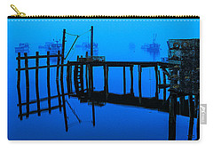 Tranquil Morning Fog Carry-all Pouch