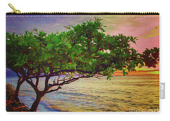 Tranquility  ... Carry-all Pouch by Chuck Caramella