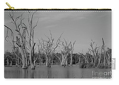 Tree Cemetery Carry-all Pouch by Douglas Barnard